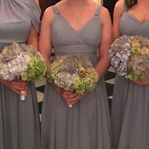 Jasmine B2 Bridesmaid Dress (cornflower)